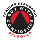 Whittaker Paving Trading Standards Approval Logo