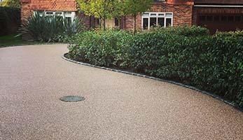 Resin Bound Driveway by Whittaker Paving