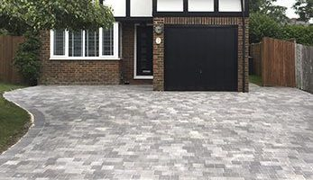 Paved Driveway by Whittaker Paving
